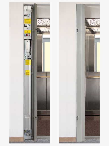 Energy saving elevators